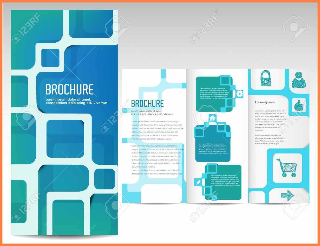 001 Free Microsoft Word Tri Fold Brochure Templates Template With Free Tri Fold Brochure Templates Microsoft Word