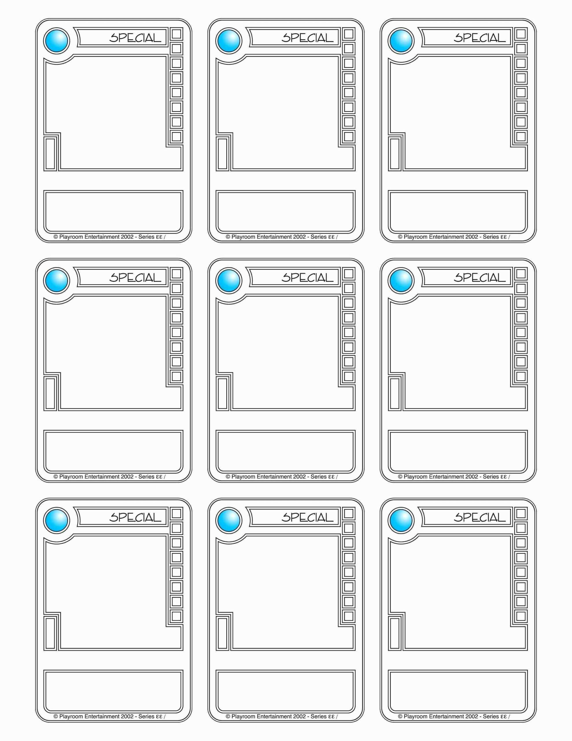 001 Trading Card Maker Free Examples Template For Success In With Card Game Template Maker