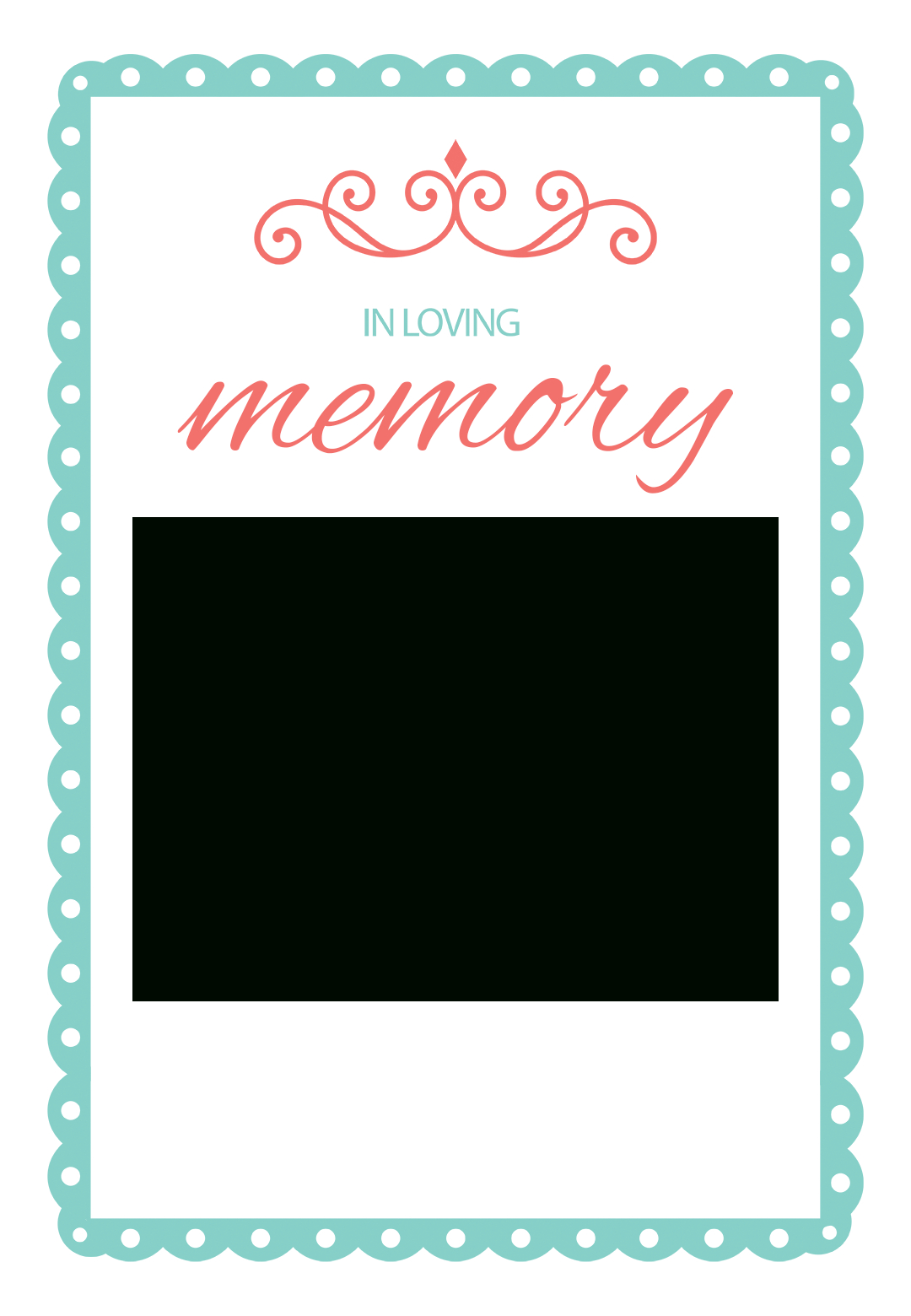 002 Free Memorial Card Template Best Ideas Templates With Regard To In Memory Cards Templates