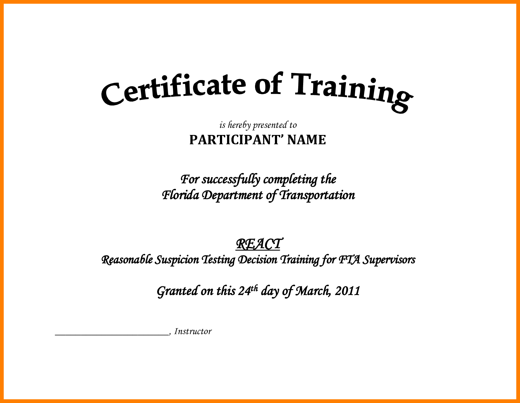 002 Free Printable Training Certificates Templates Pdf Sales With Sales Certificate Template