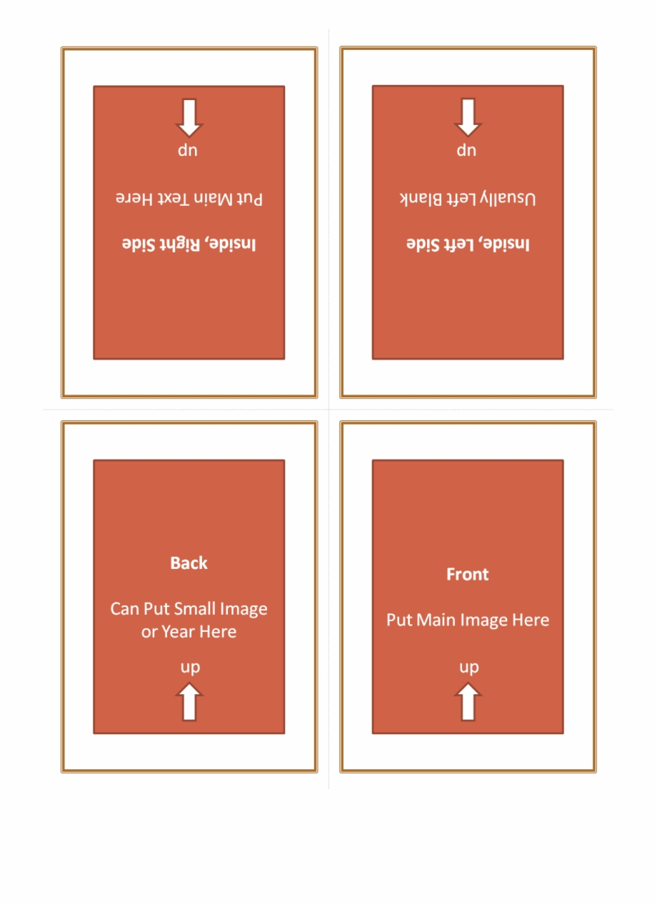 002 Template Ideas Blank Quarter Fold Card Free 1625413 Four For Blank Quarter Fold Card Template