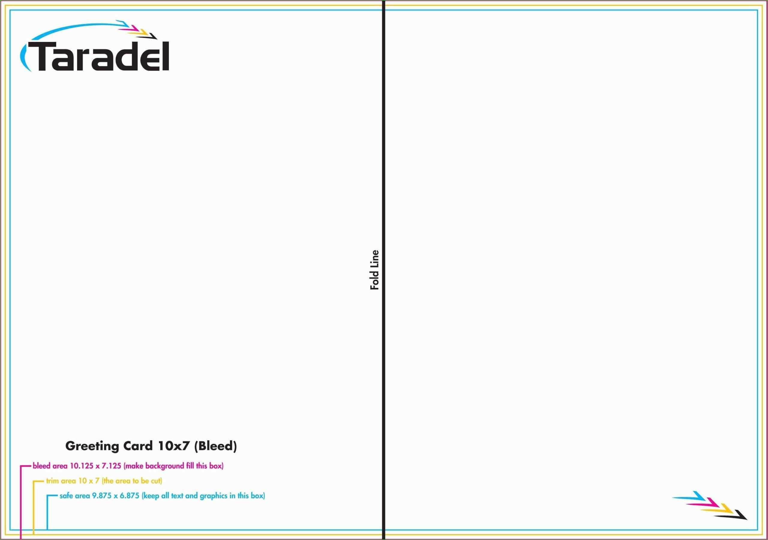 003 Quarter Fold Card Template Photoshop Indesign Greeting For Indesign Birthday Card Template