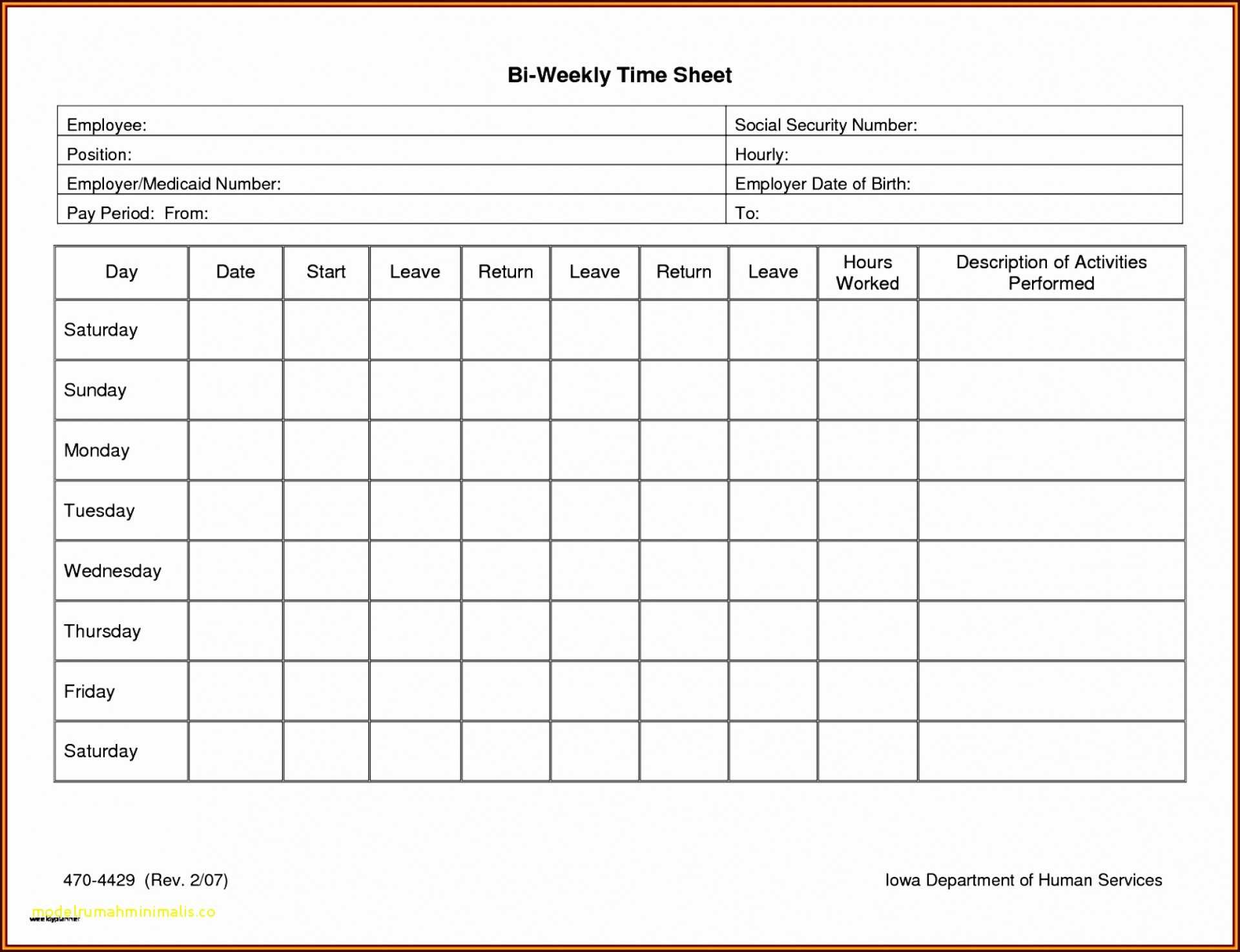 003 Template Ideas Timesheet Multiple Full Weekly Time Regarding Weekly Time Card Template Free