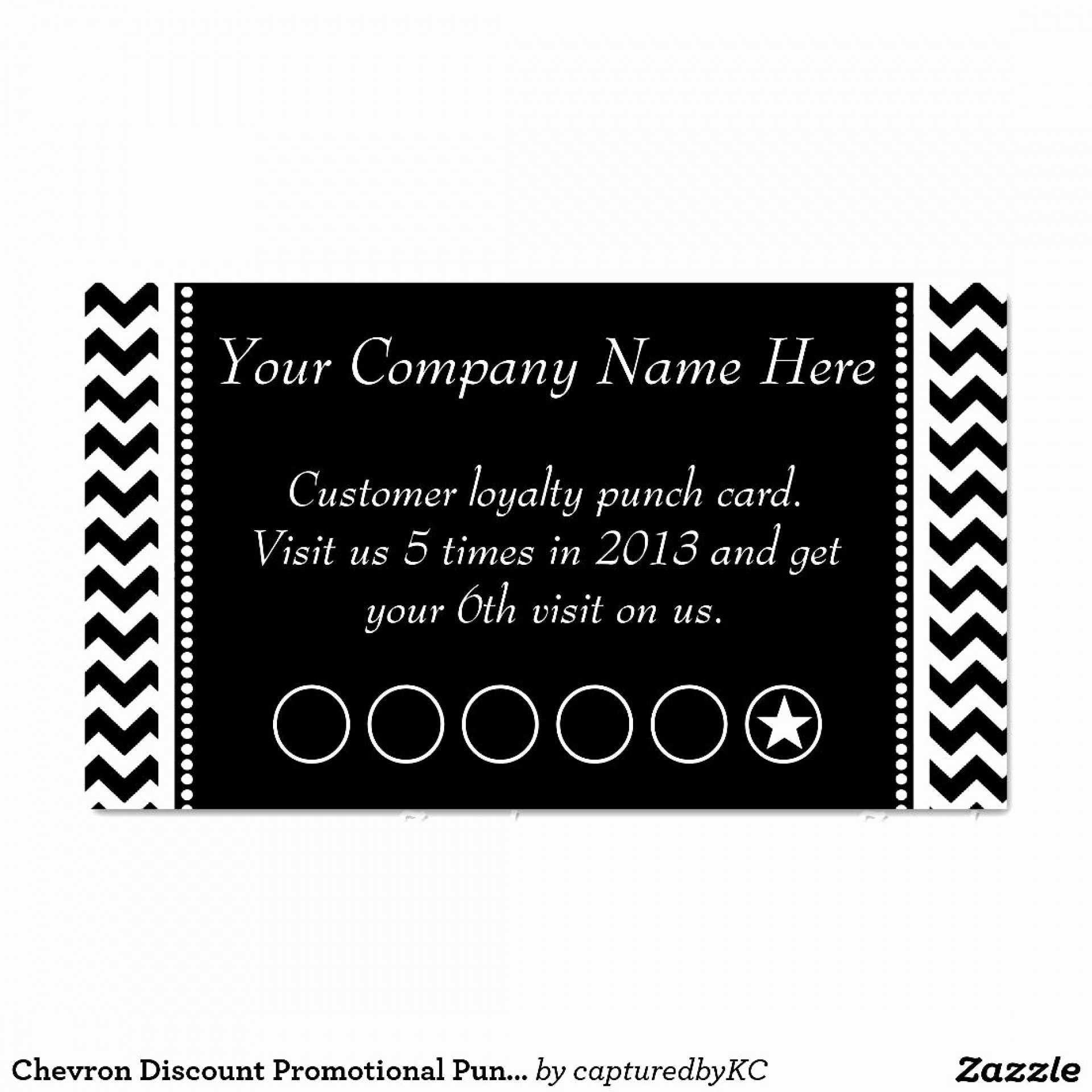 004 Free Printable Chore Punch Card Template Business And With Business Punch Card Template Free