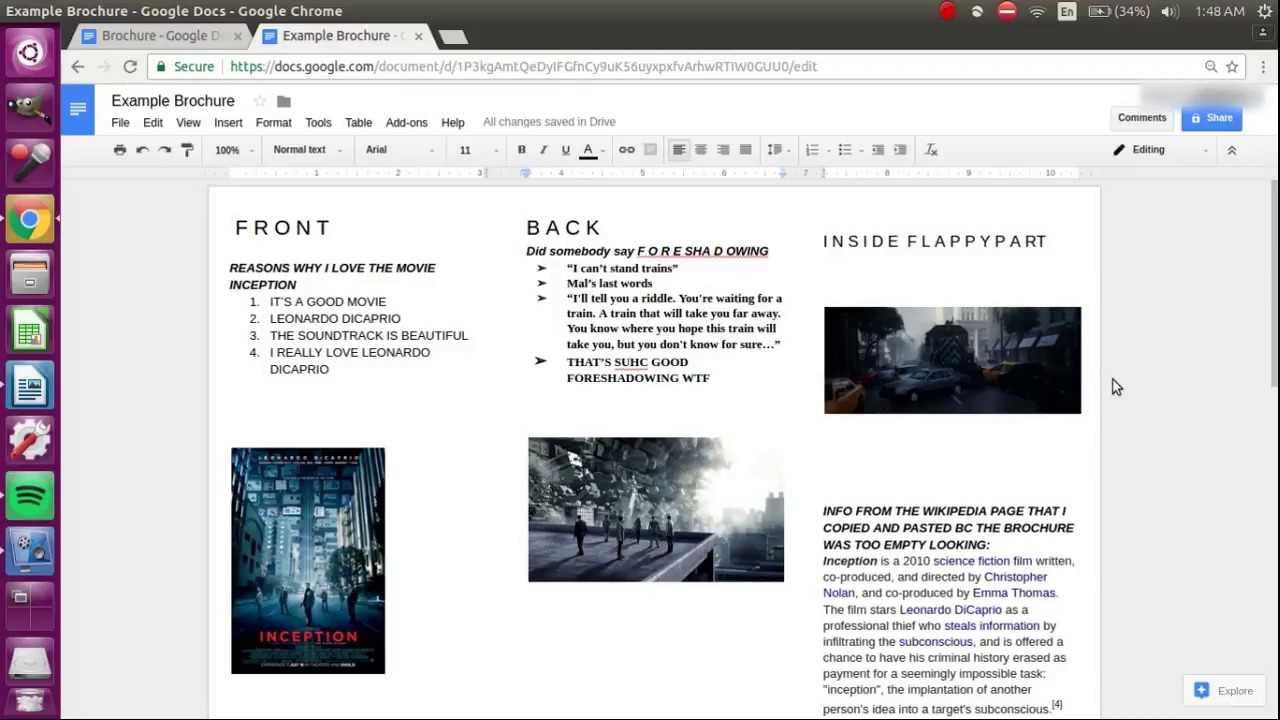 004 Google Docs Science Brochure Template Ideas Excellent In Science Brochure Template Google Docs