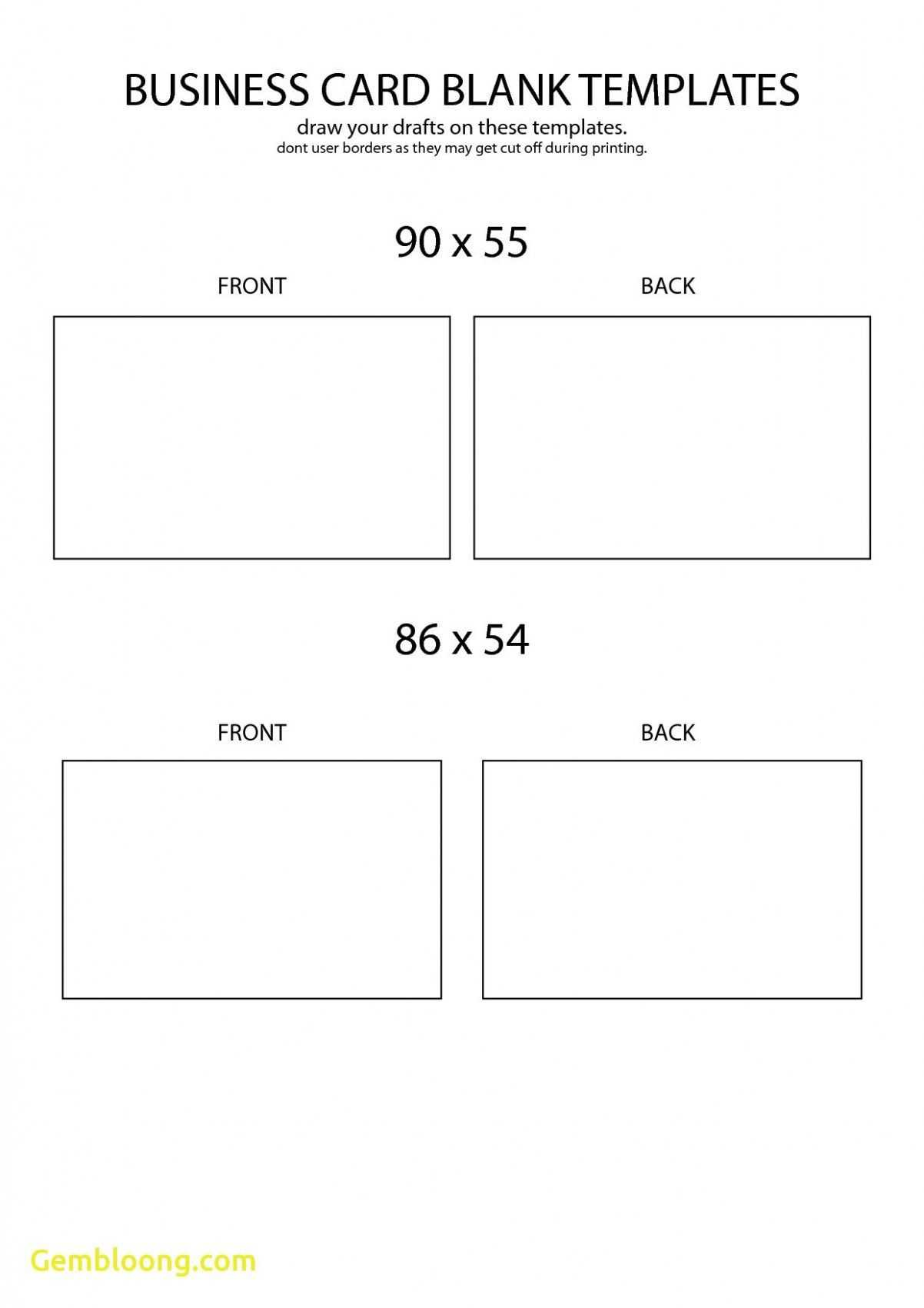 004 Template Ideas Free Blank Business Card Templates With Regard To Business Card Size Template Photoshop