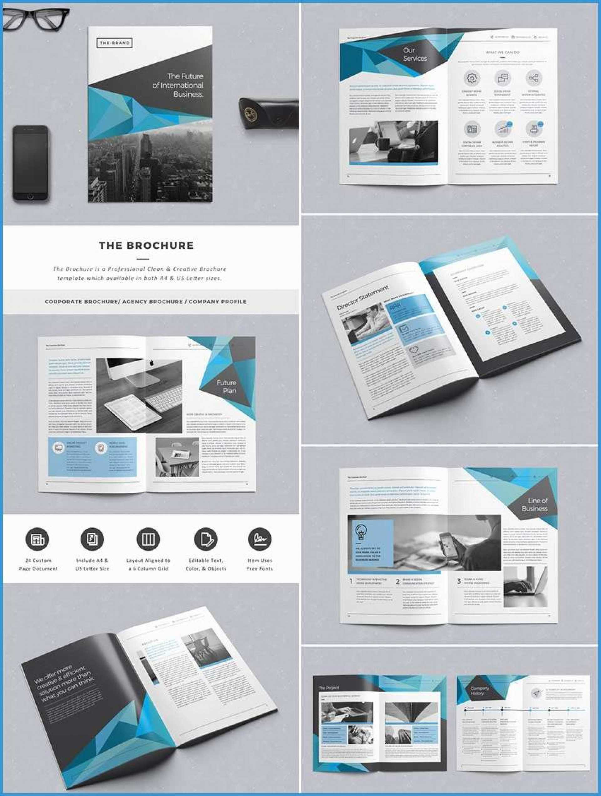 004 Template Ideas Free Indesign Templates Stupendous Throughout Adobe Indesign Brochure Templates