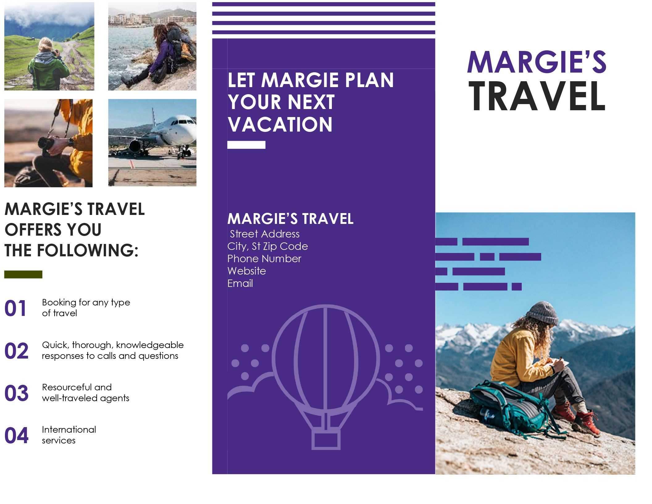 005 Template Ideas Travel Brochure Templates Free Download Within Word Travel Brochure Template