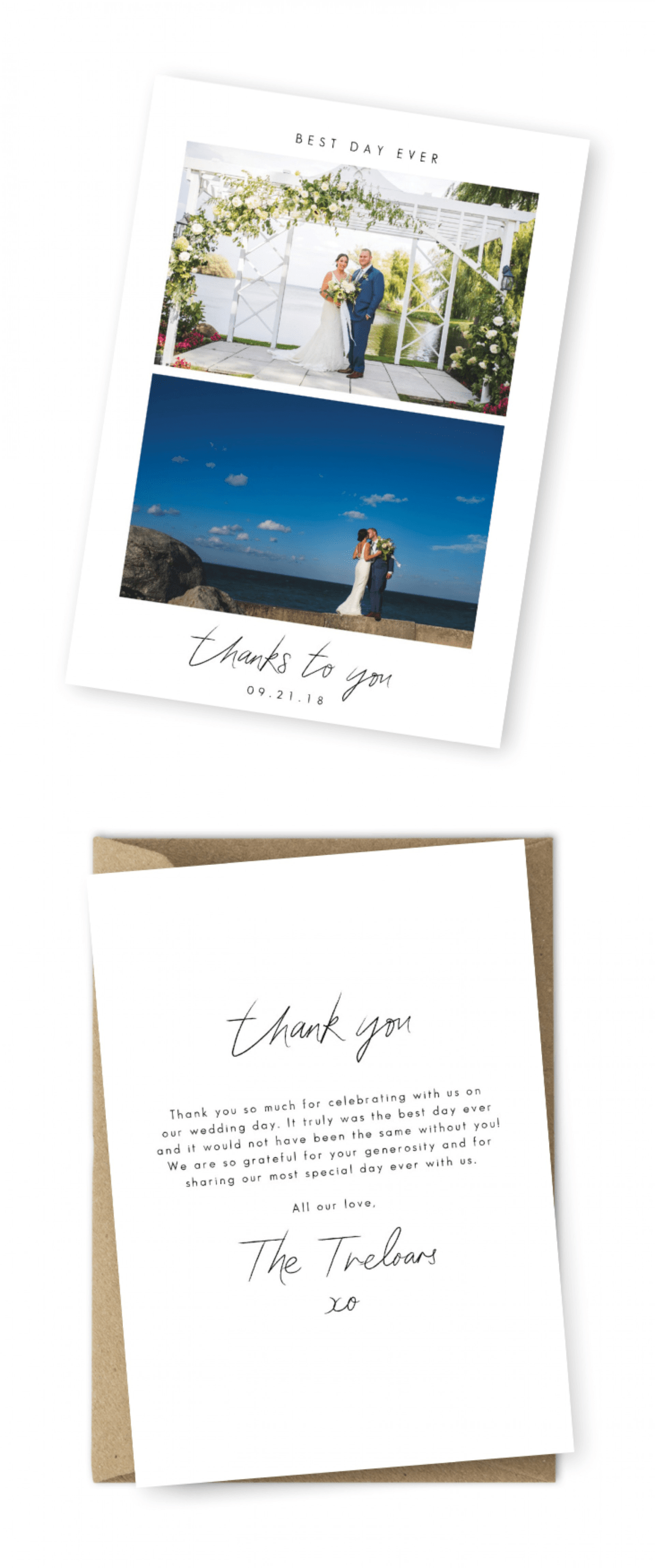 005 Wedding Thank You Card Wording Message Ideas Template Regarding Template For Wedding Thank You Cards