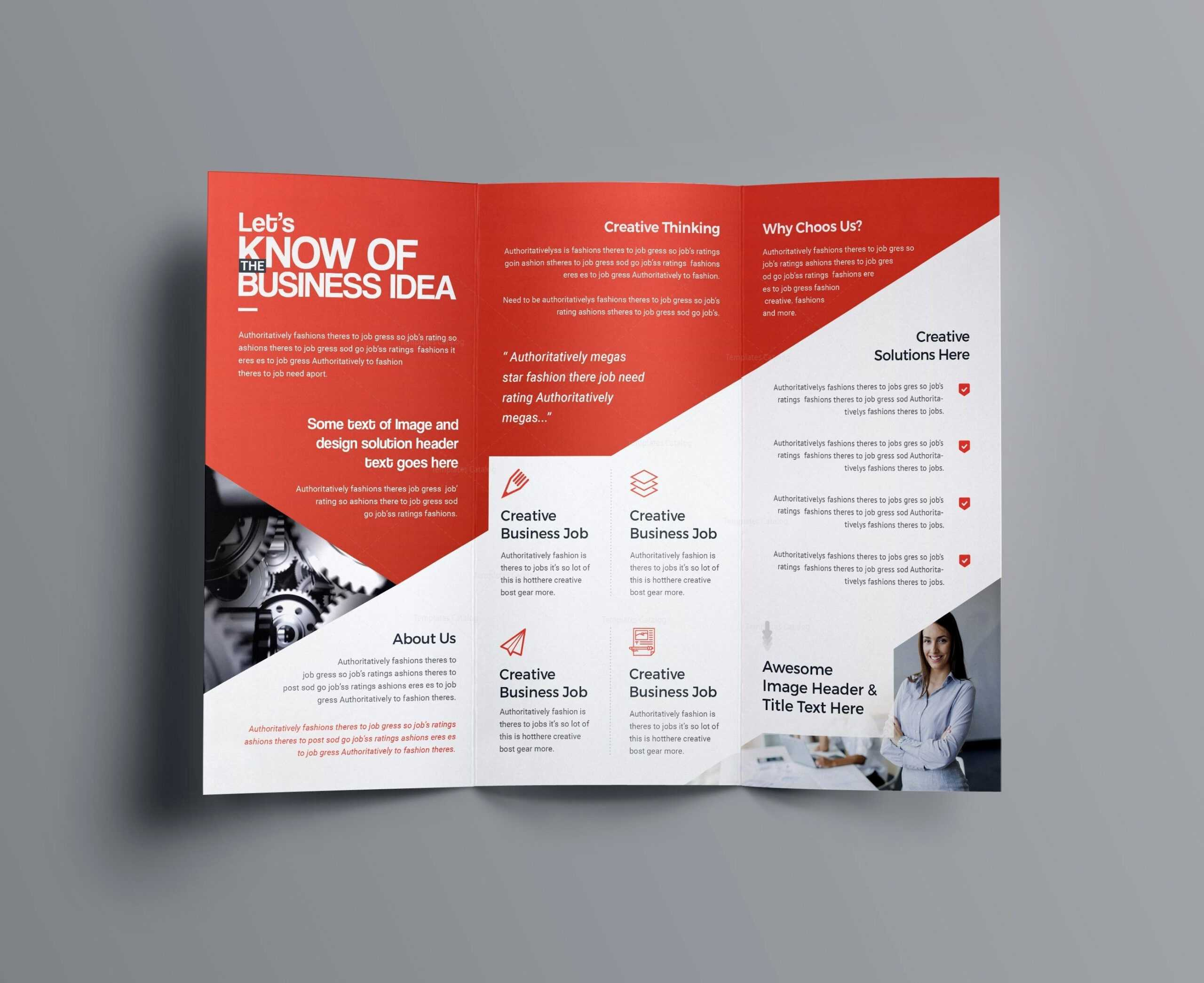 006 Fold Brochure Template Free Download Psd Singular 2 With 2 Fold Brochure Template Psd