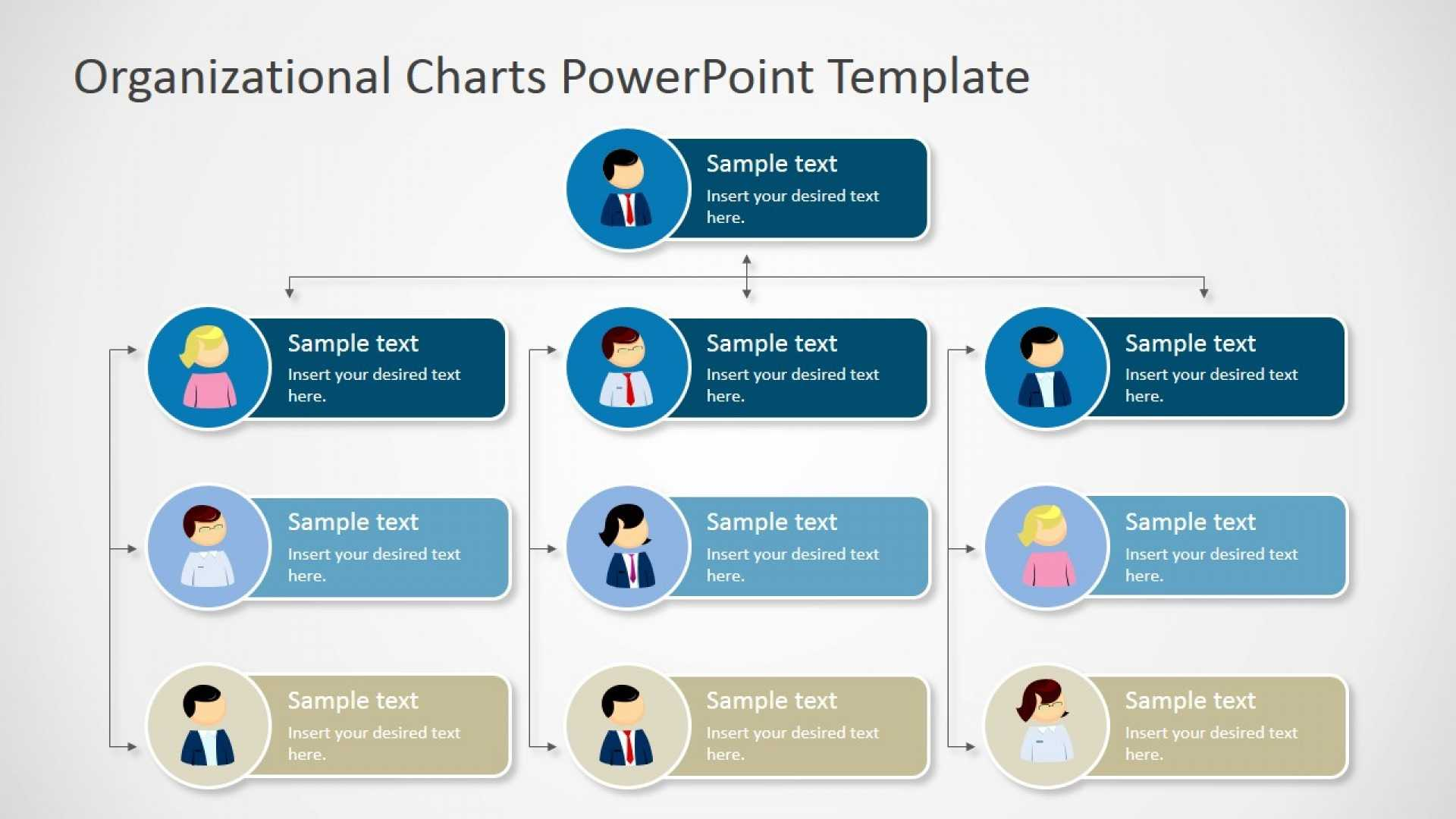 006 Microsoft Org Chart Template Powerpoint Organizational Within Microsoft Powerpoint Org Chart Template