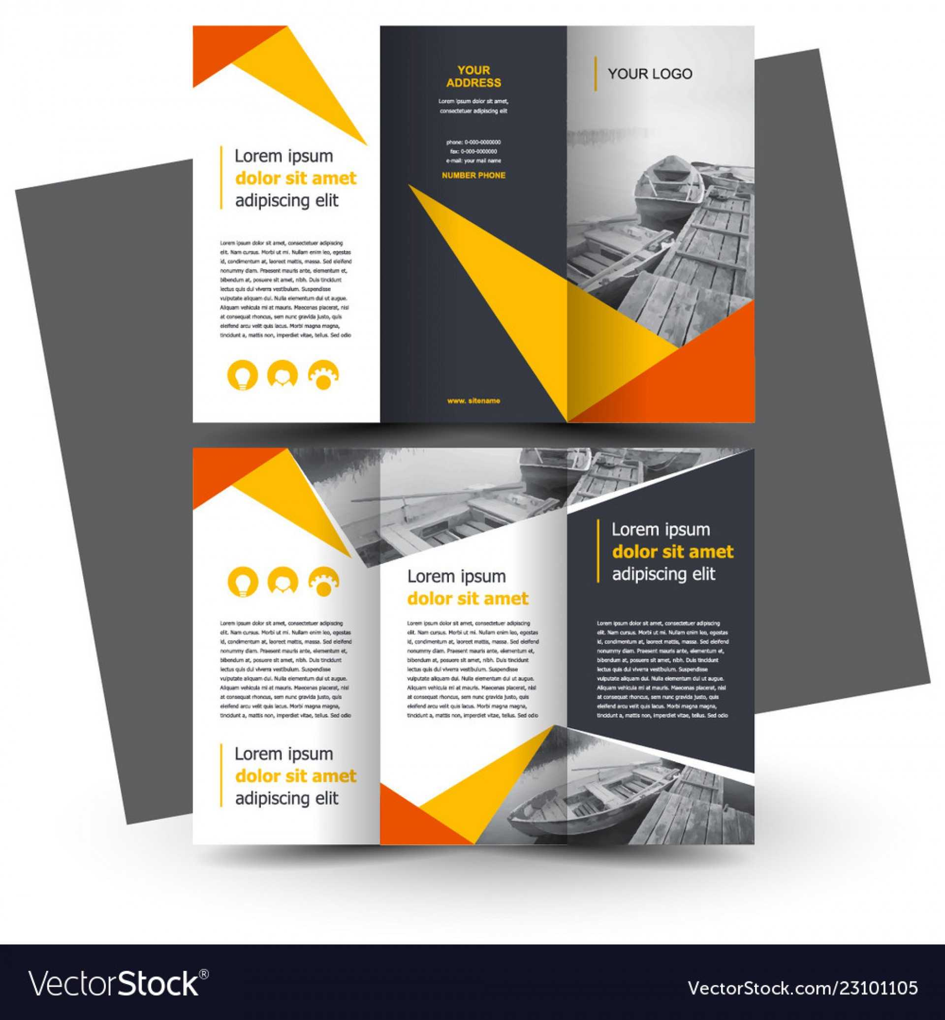 008 Microsoft Publisher Tri Fold Brochure Templates Free Inside Tri Fold Brochure Publisher Template