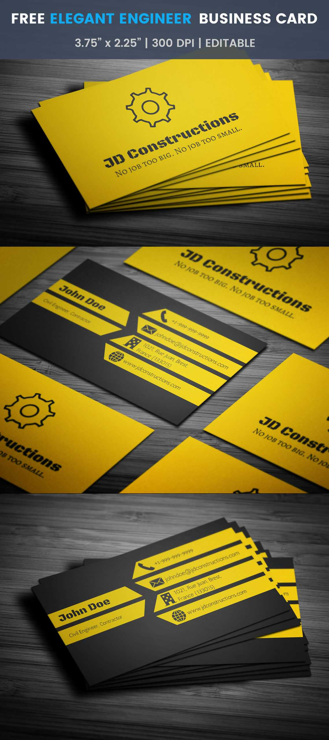 008 Template Ideas Construction Business Card Free On Within Construction Business Card Templates Download Free