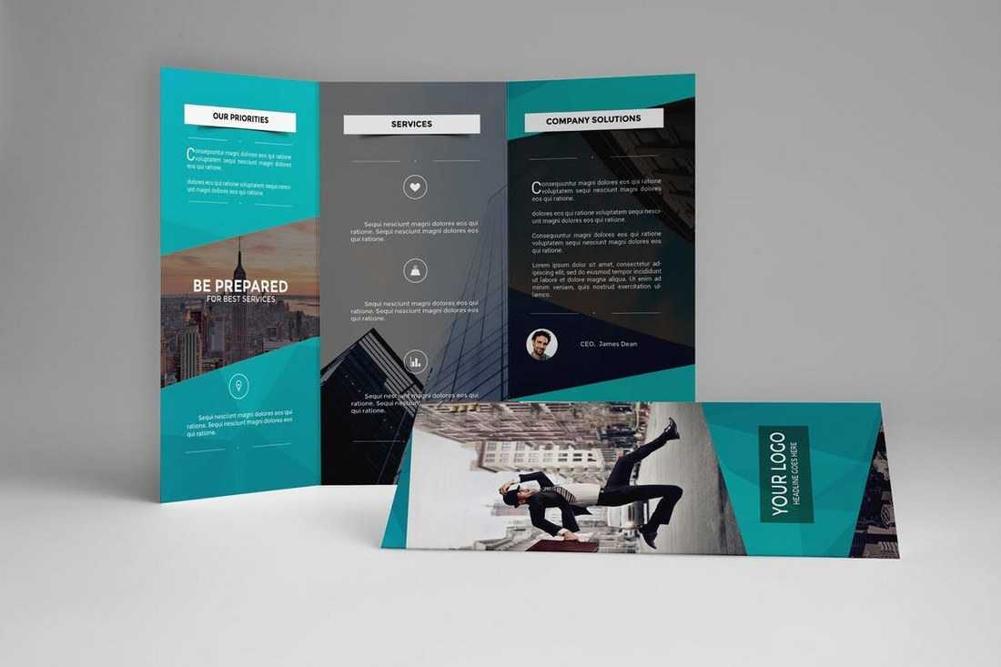 009 Brochure Templates Free Download Publisher Corporate In Good Brochure Templates