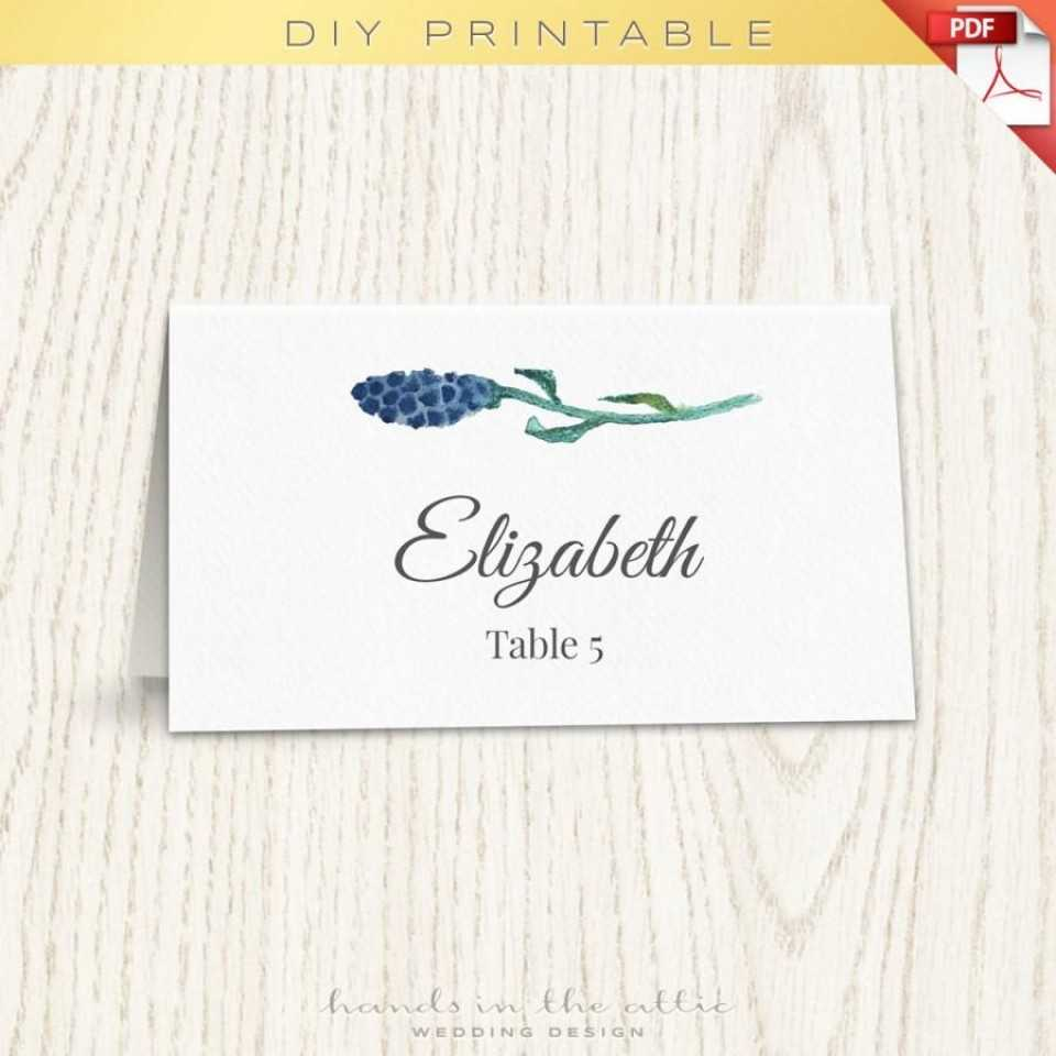 009 Printable Escort Card Template Place Tent Placecards With Regard To Printable Escort Cards Template