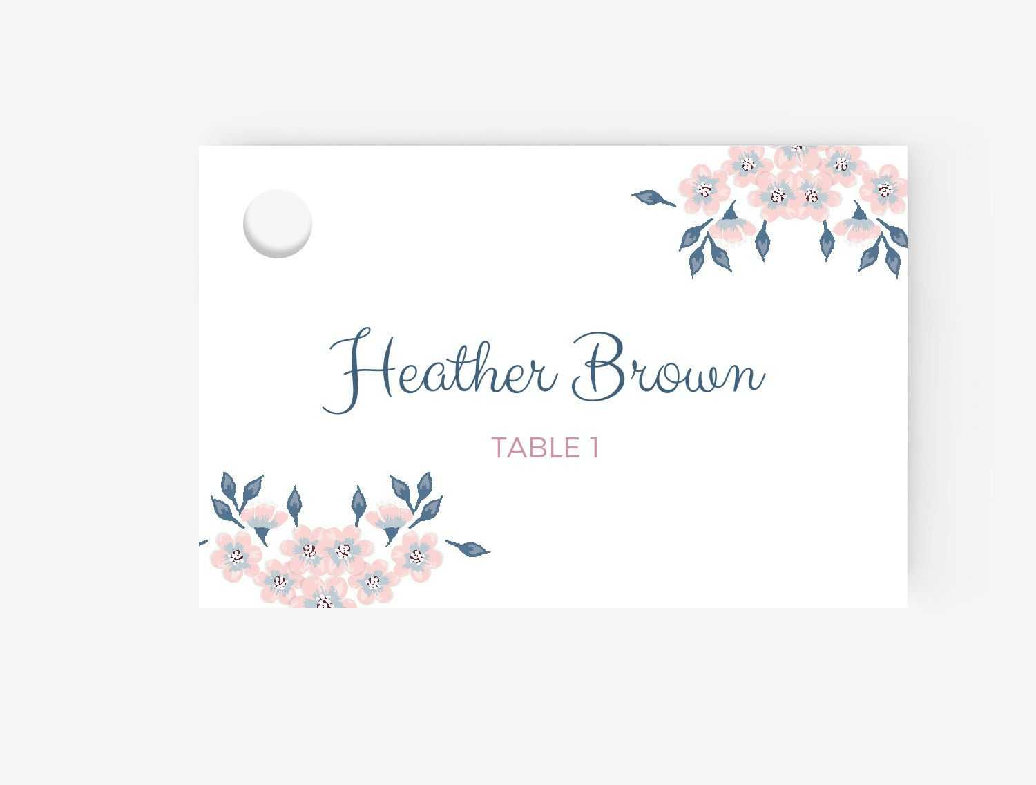 011 Place Cards Template Word Ideas Marvelous Name Table Pertaining To Table Place Card Template Free Download