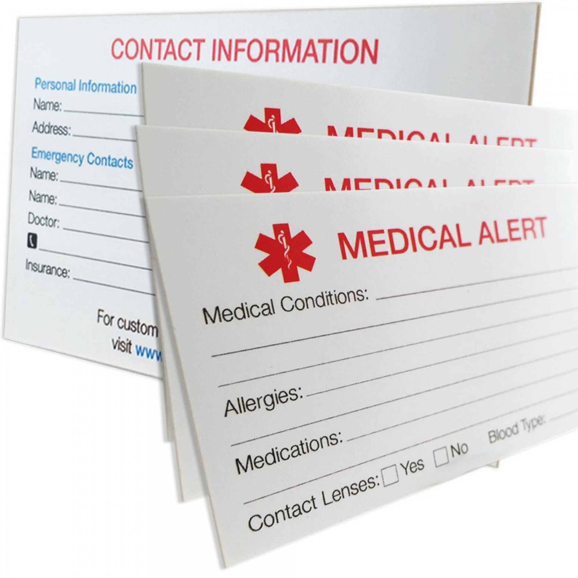 011 Template Ideas Htb1Ynxfpvxxxxauaxxxq6Xxfxxxo Medical With Regard To Medical Alert Wallet Card Template
