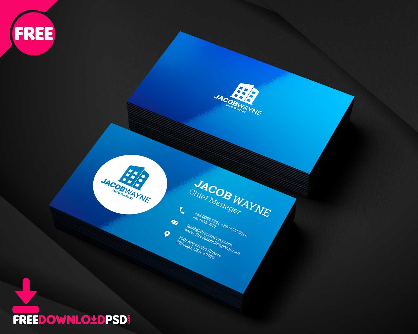012 Photoshop Business Card Template Ideas Free Real Estate Intended For Photoshop Business Card Template With Bleed