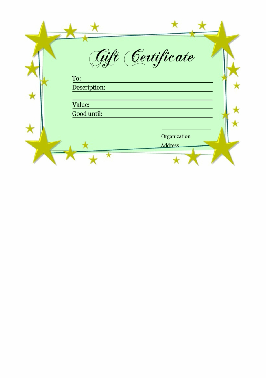 014 4076419 Homemade Gift Certificate Template Printable Inside Homemade Christmas Gift Certificates Templates