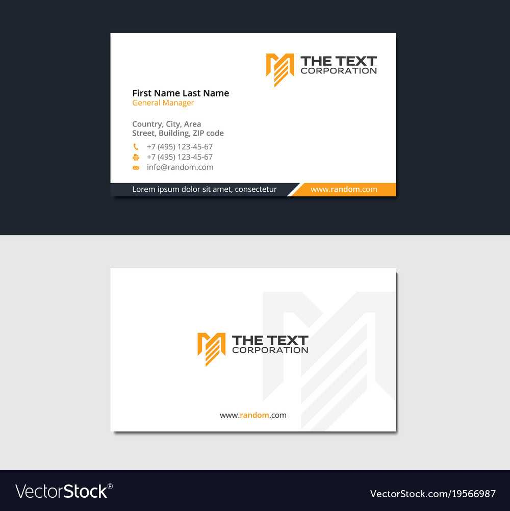 014 Construction Business Card Templates Free Vector Company Regarding Construction Business Card Templates Download Free