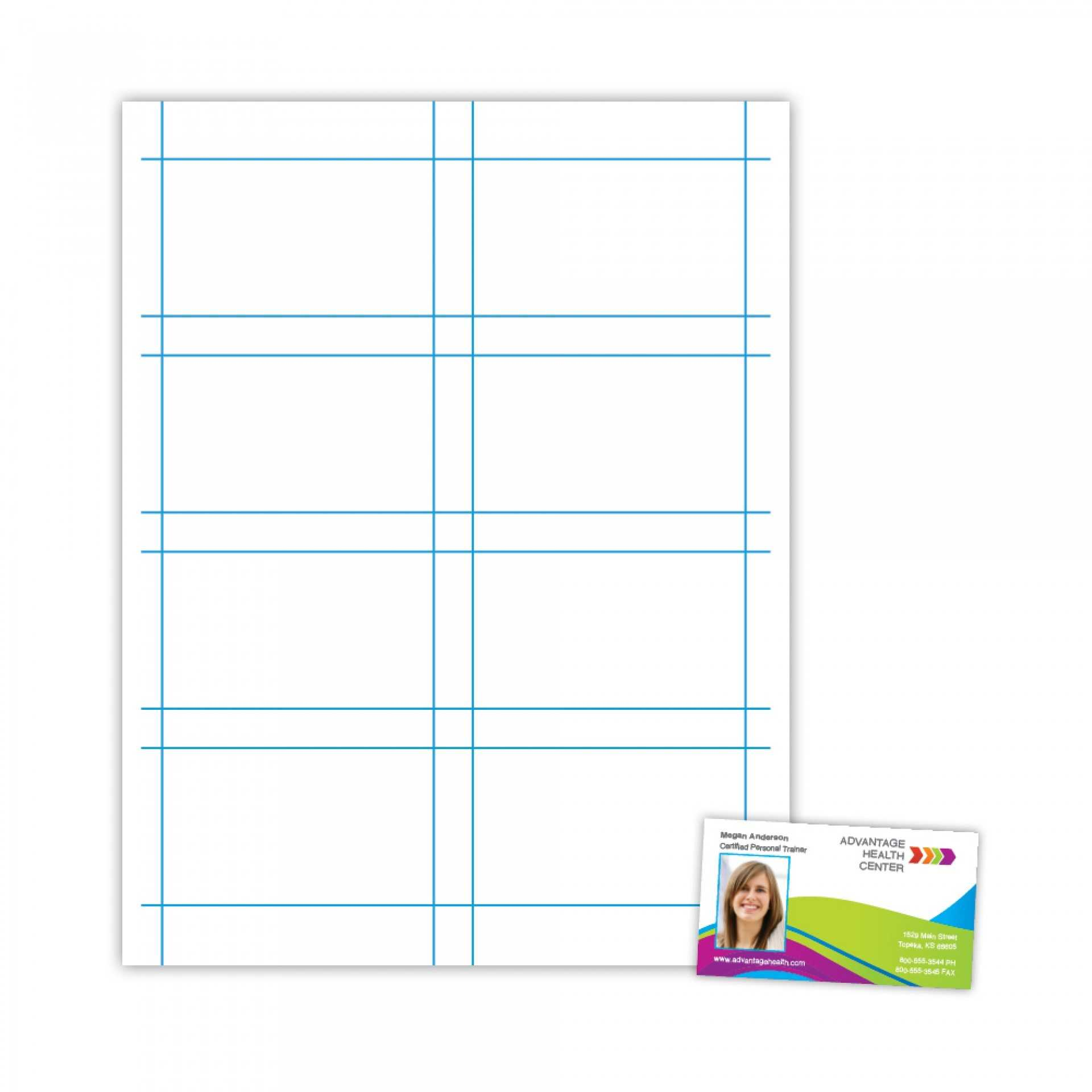 015 Blank Business Card Template Microsoft Word Free Throughout Free Editable Printable Business Card Templates