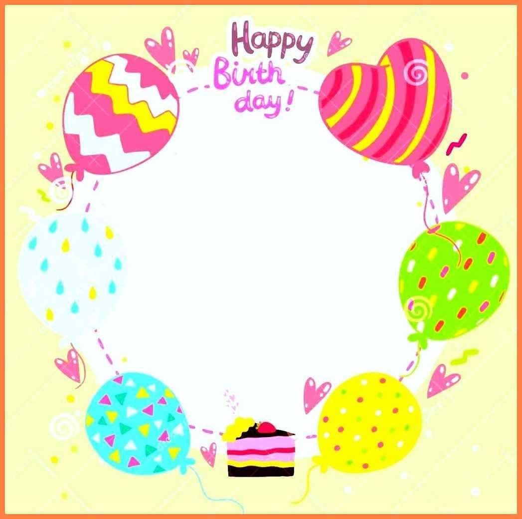 016 Birthday Card Template Free Microsoft Word Templates In Birthday Card Template Microsoft Word