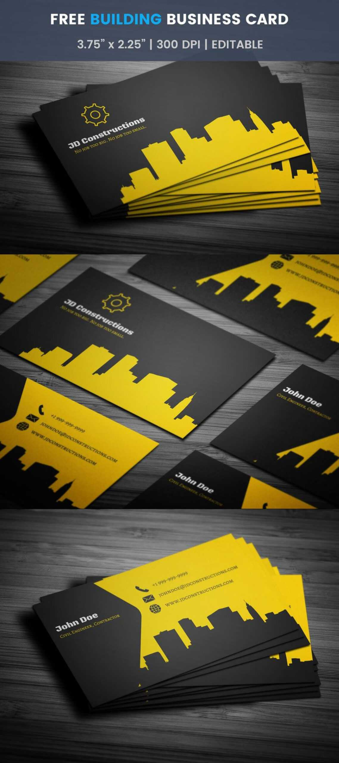 021 Trancprnt Business Card Template Ideas Construction For Construction Business Card Templates Download Free