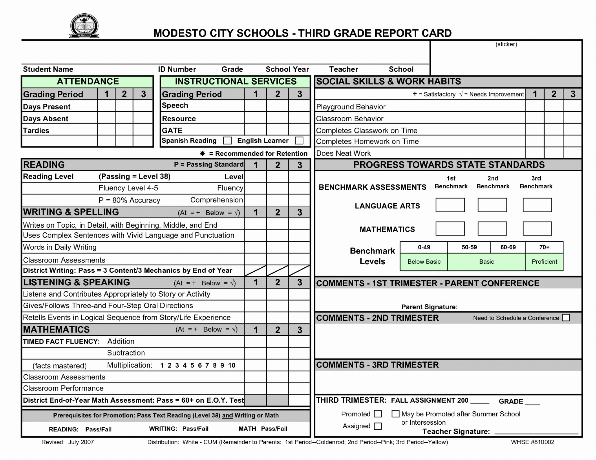 022 Printable Report Card Template Soccer New Membership With Soccer Report Card Template