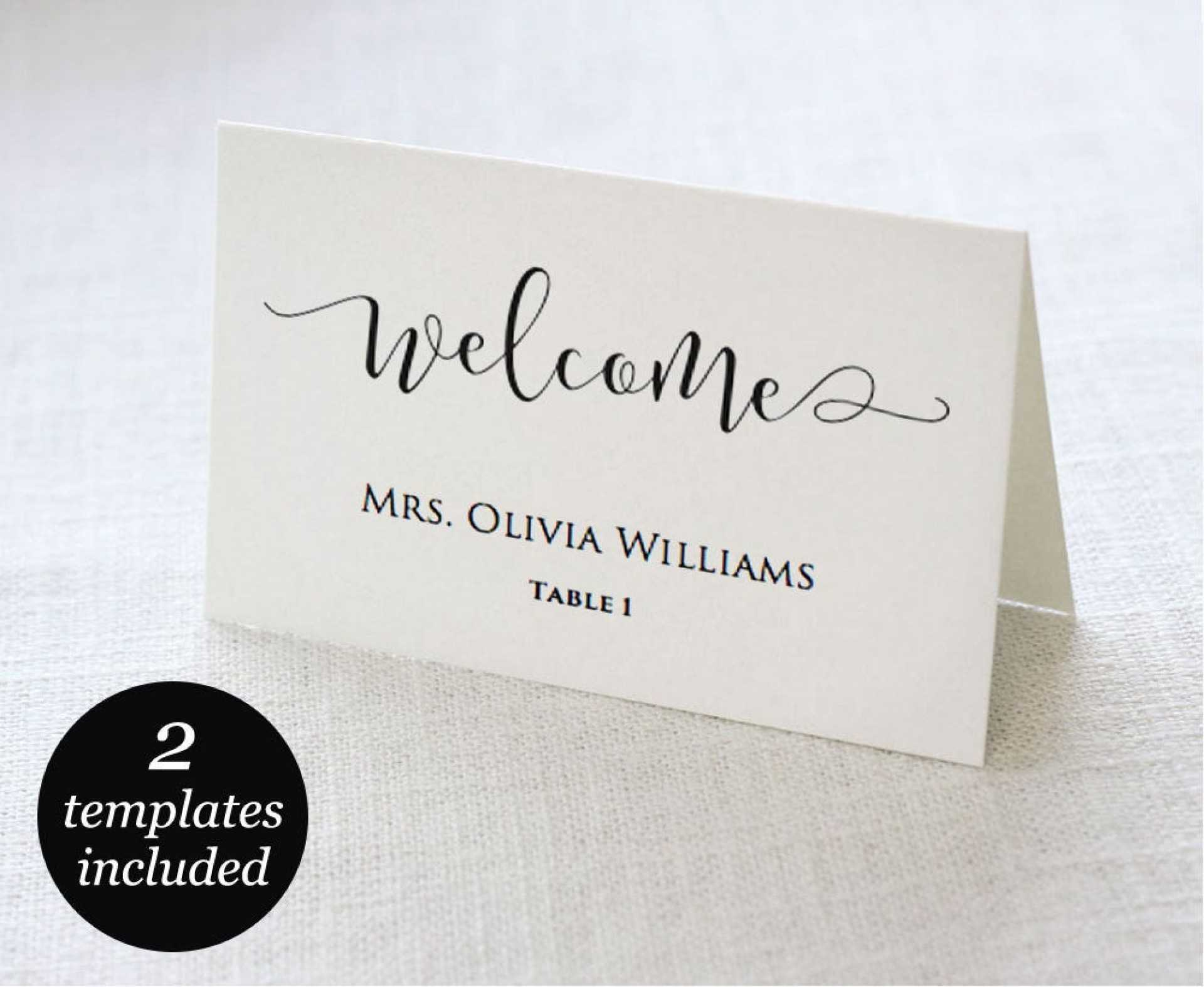 023 Template Ideas Card Printable Place Breathtaking Cards For Paper Source Templates Place Cards