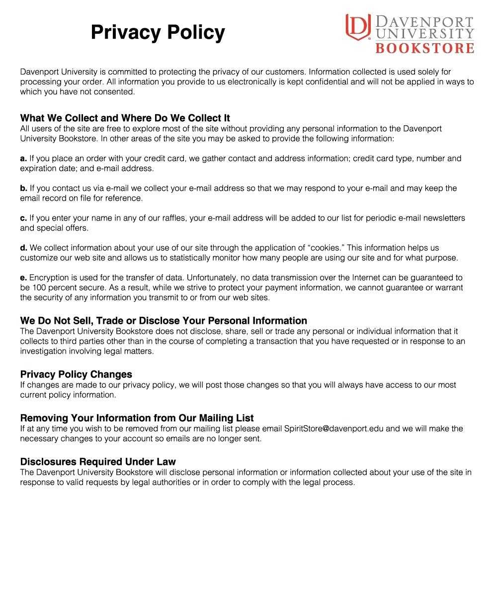 025 Bunch Ideas For Privacy Policy Template Free In Unusual For Credit Card Privacy Policy Template