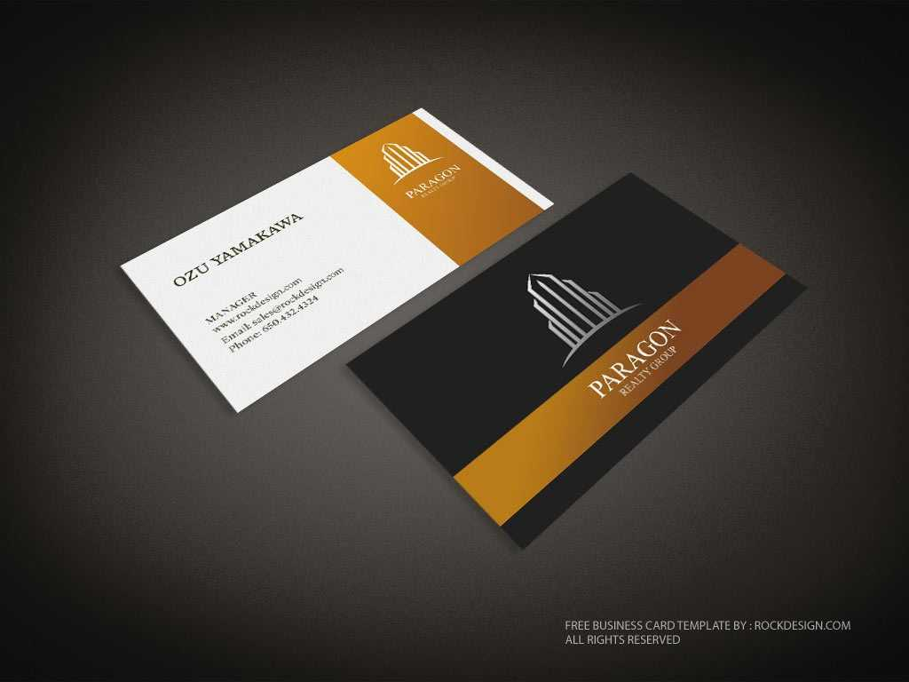 029 Free Download Business Card Template Ideas Unusual Throughout Photoshop Cs6 Business Card Template