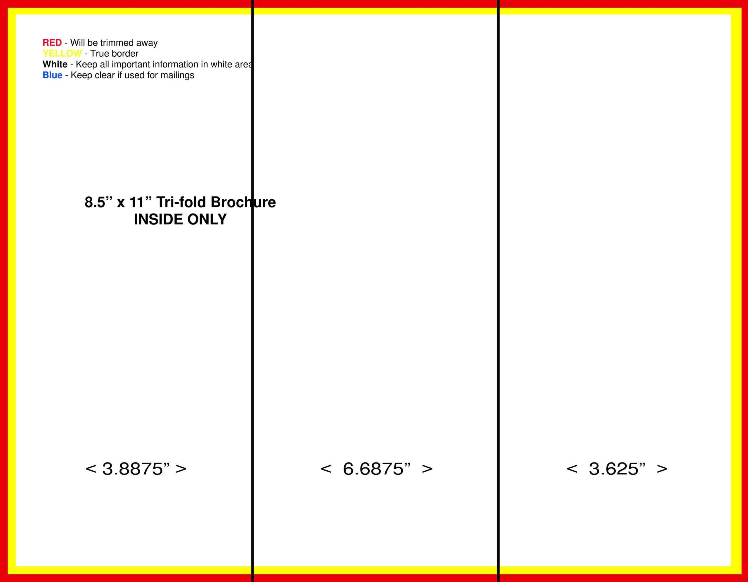 032 Tri Fold Brochure Template Download Ideas Trifold Regarding 6 Sided Brochure Template