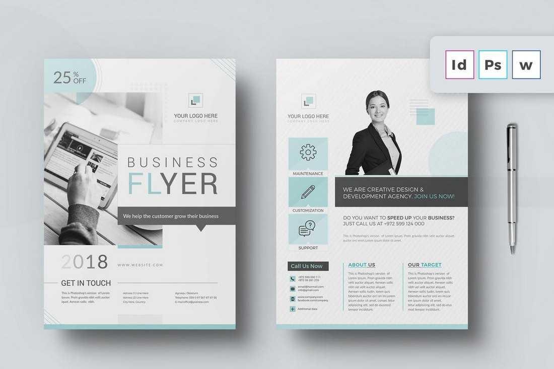 040 Microsoft Word Brochure Template Mac Minimal Business Throughout Mac Brochure Templates
