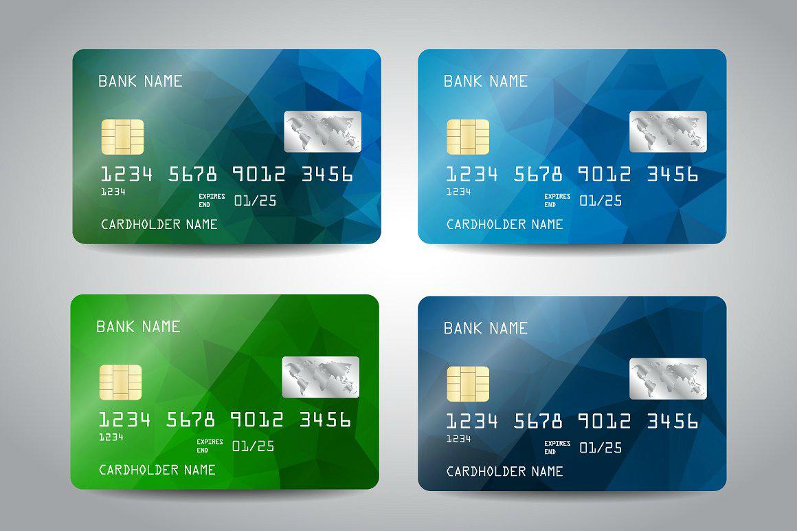 10 Credit Card Designs   Free & Premium Templates Regarding Credit Card Templates For Sale