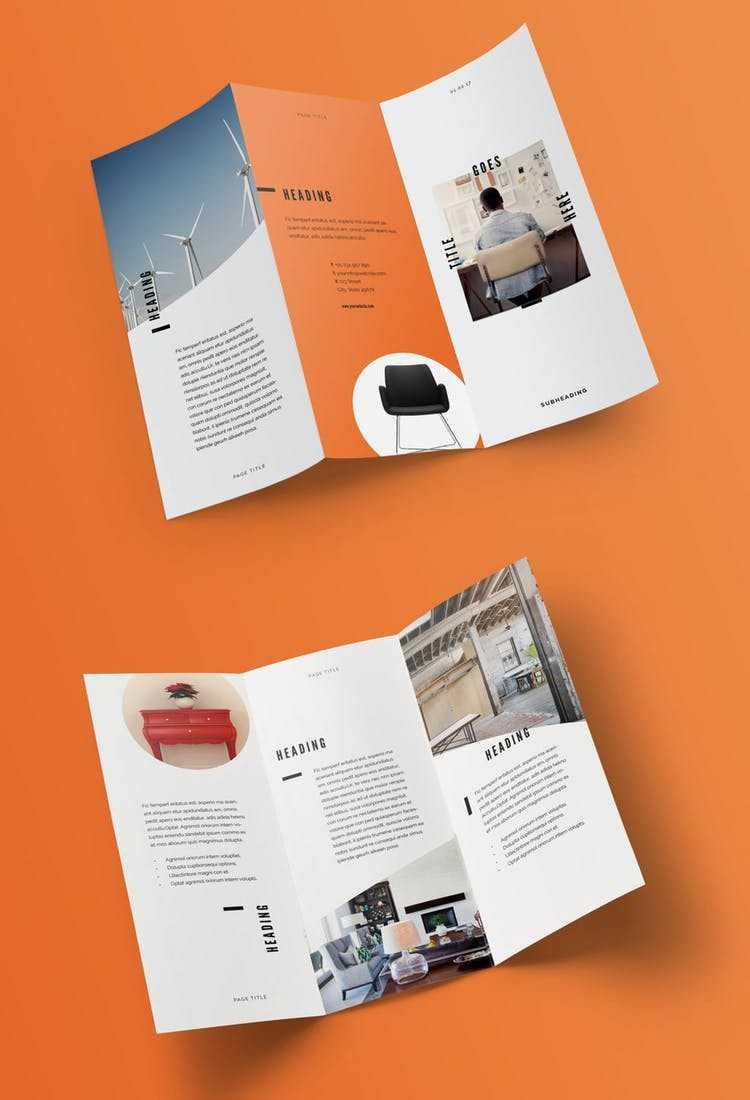 100 Best Indesign Brochure Templates Inside Brochure Template Indesign Free Download