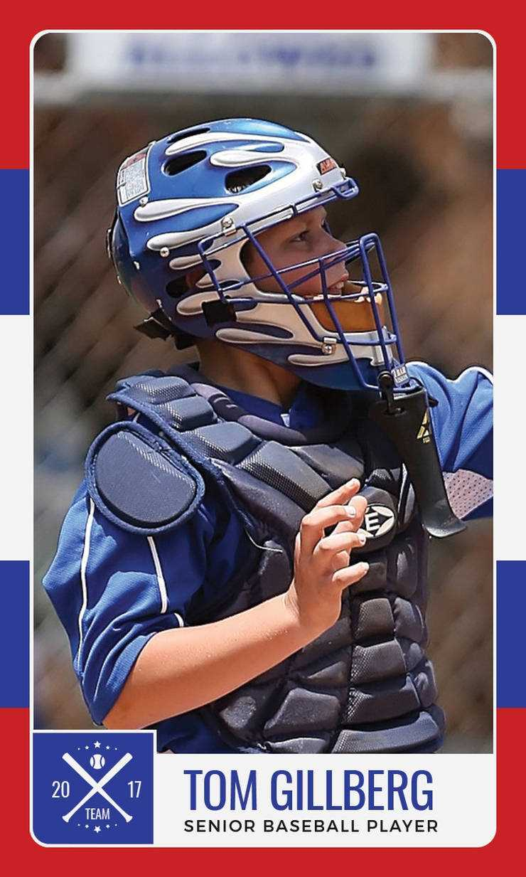 12+ Baseball Trading Card Designs & Templates - Psd, Ai Throughout Baseball Card Template Psd