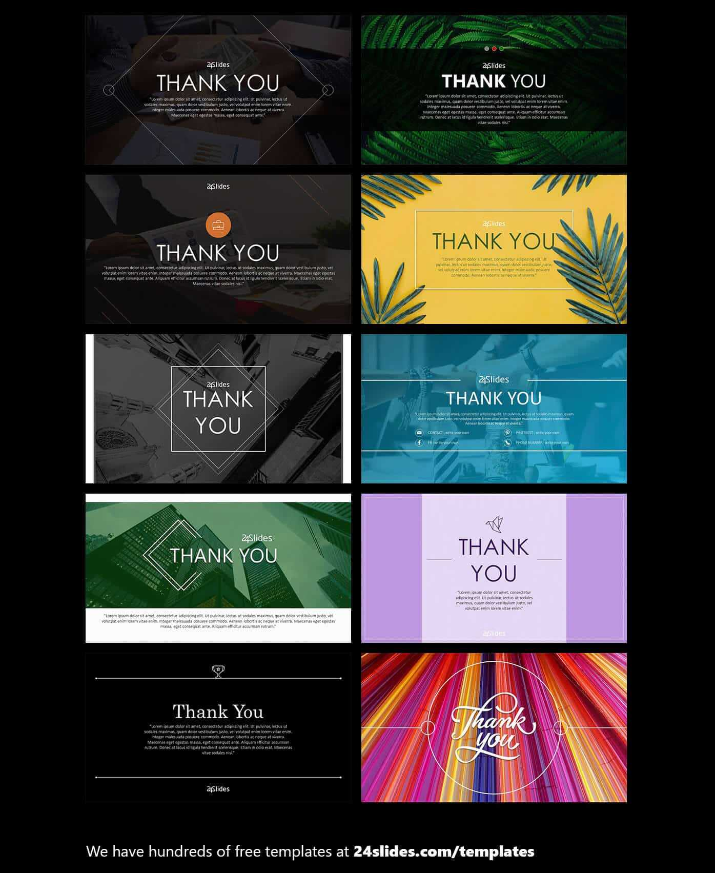 15 Fun And Colorful Free Powerpoint Templates | Present Better With Fun Powerpoint Templates Free Download