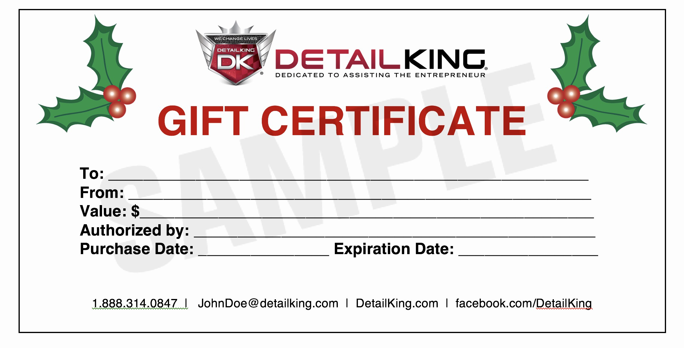16 Personalized Auto Detailing Gift Certificate Templates Intended For Automotive Gift Certificate Template