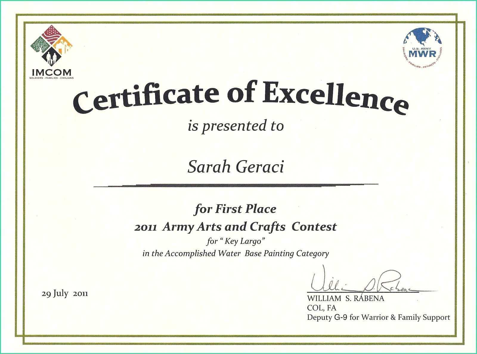 1St 2Nd 3Rd Place Certificate Template Templates First Award Within First Place Certificate Template