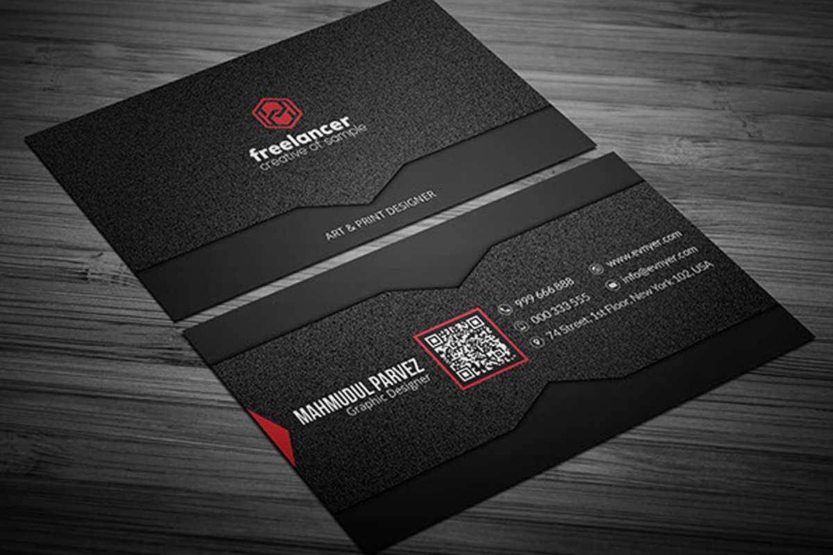 200 Free Business Cards Psd Templates – Creativetacos Inside Name Card Photoshop Template