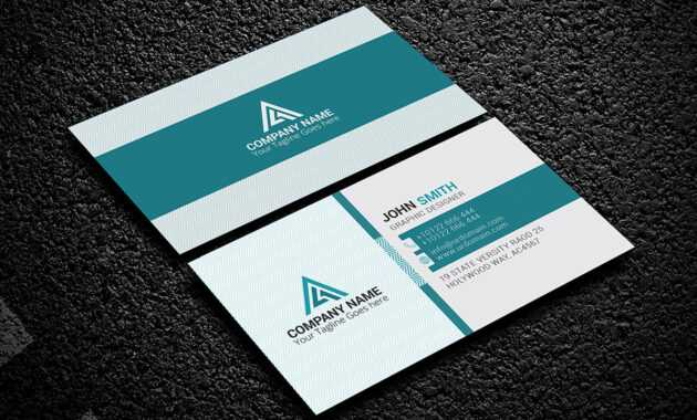 200 Free Business Cards Psd Templates - Creativetacos intended for Free Psd Visiting Card Templates Download