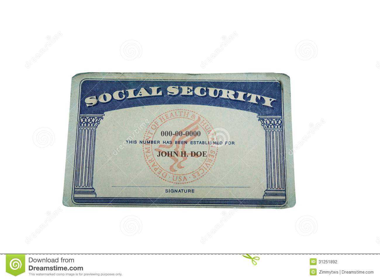 28+ [ Fake Social Security Card Template Download ] | Social With Fake Social Security Card Template Download