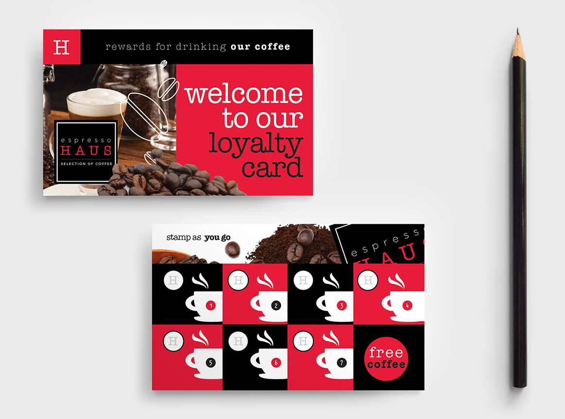 28 Free And Paid Punch Card Templates & Examples With Business Punch Card Template Free