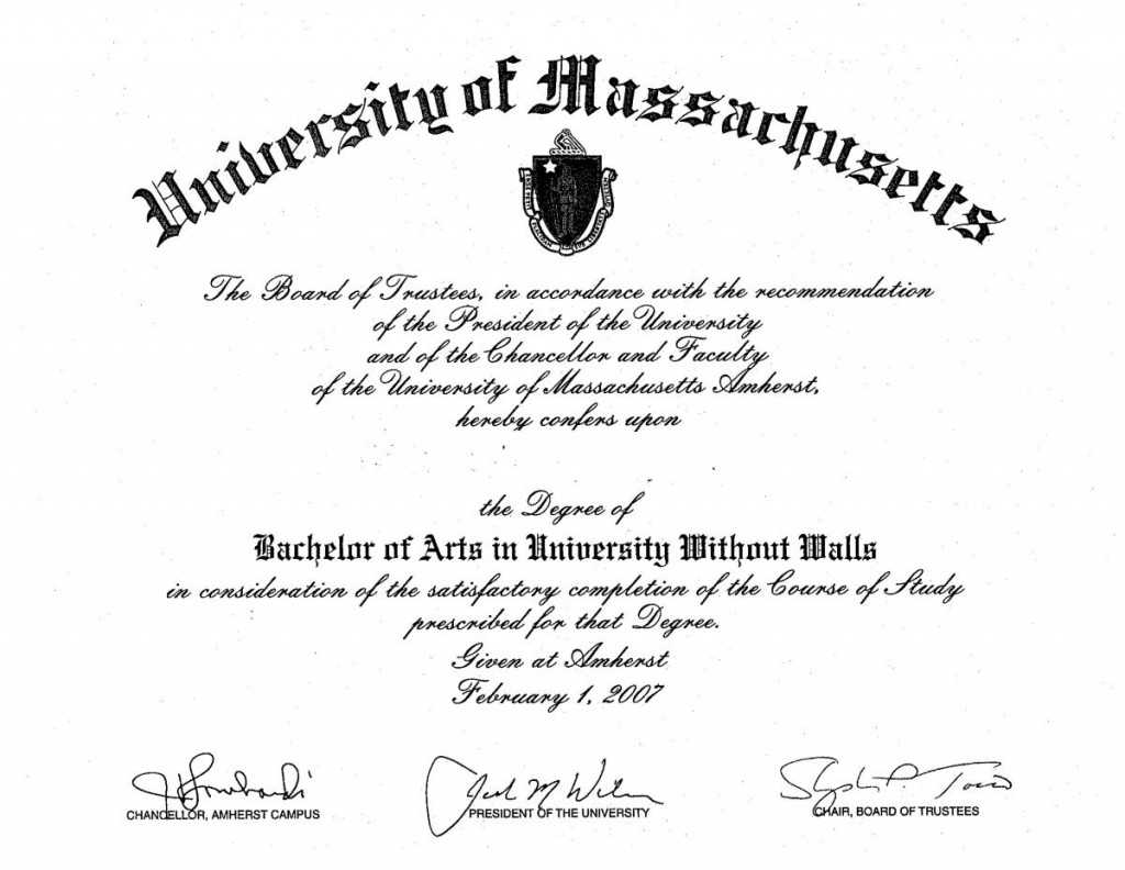28+ [ Masters Degree Certificate Template ] | Pics Photos Regarding University Graduation Certificate Template