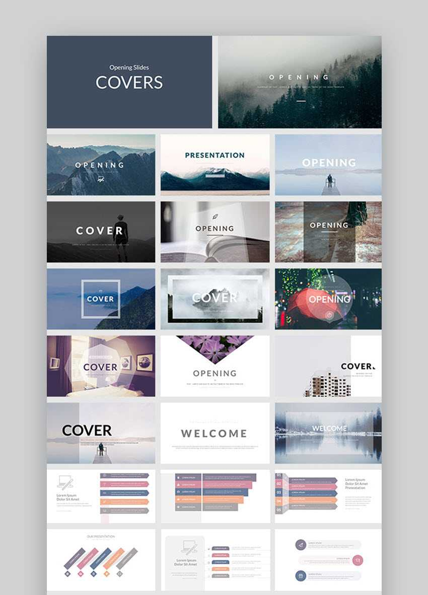 35+ Best Powerpoint Slide Templates (Free + Premium Ppt Designs) For Powerpoint Photo Slideshow Template