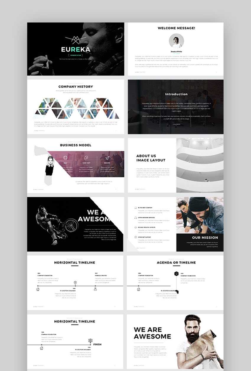 35+ Best Powerpoint Slide Templates (Free + Premium Ppt Designs) Throughout Powerpoint Photo Slideshow Template