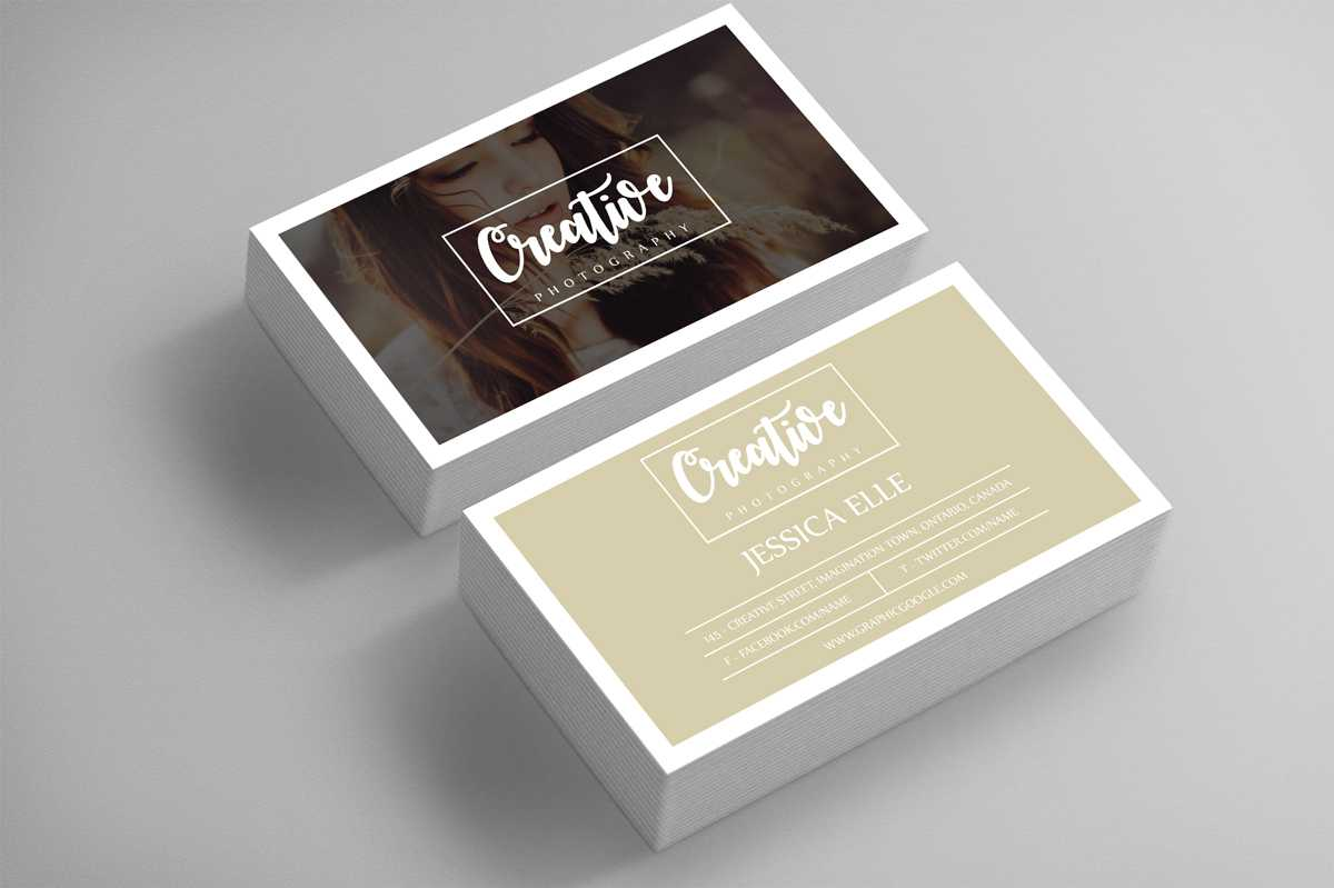 40+ Business Card Templates For Photographers | Decolore For Photography Business Card Template Photoshop