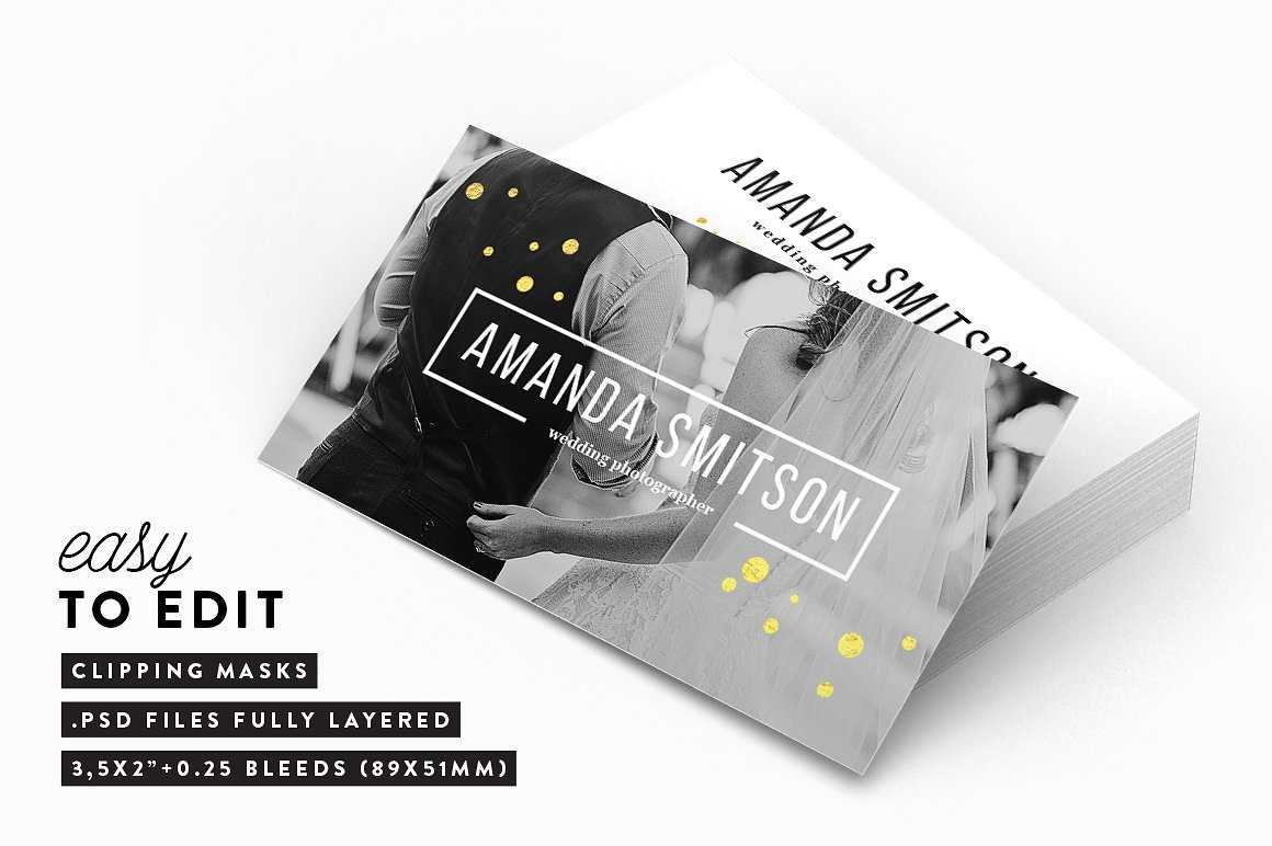 40+ Business Card Templates For Photographers | Decolore Intended For Photography Business Card Template Photoshop