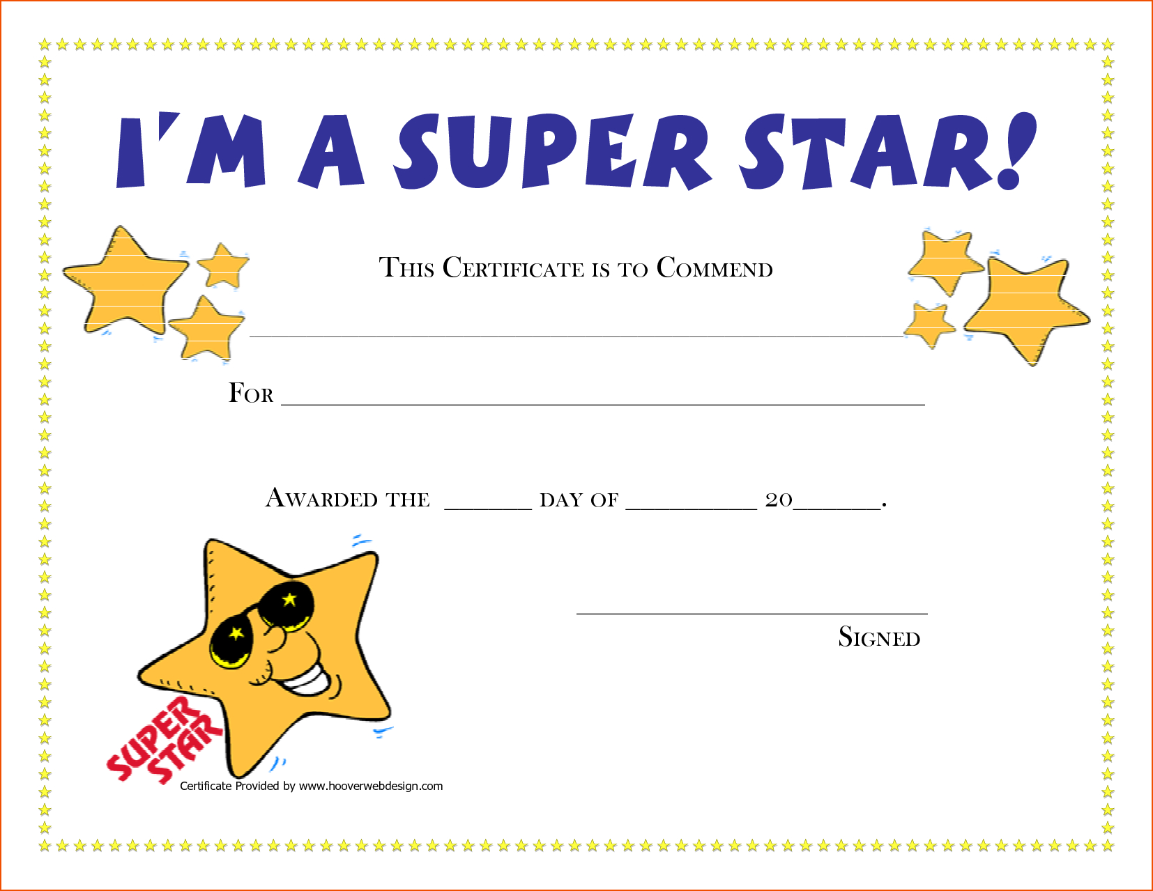 5+ Award Certificates Template - Bookletemplate Regarding Sports Day Certificate Templates Free