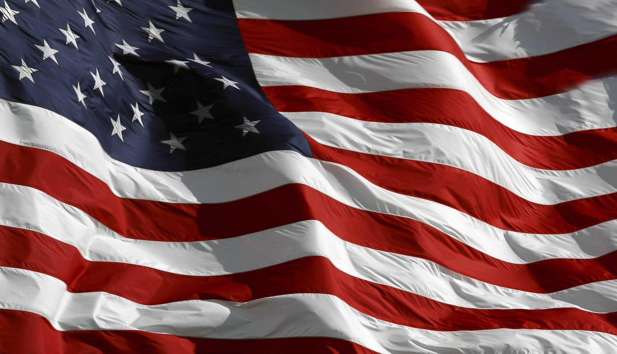 American Flag Download Backgrounds For Powerpoint Templates Intended For American Flag Powerpoint Template